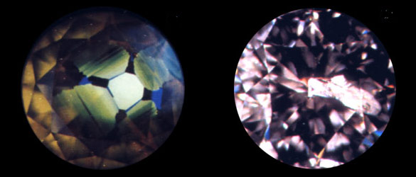 Synthetic diamonds