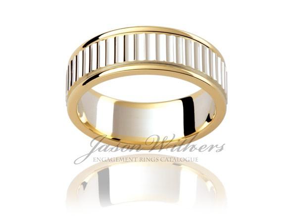 Diamonds hk | Wedding Rings | Multitone | G146